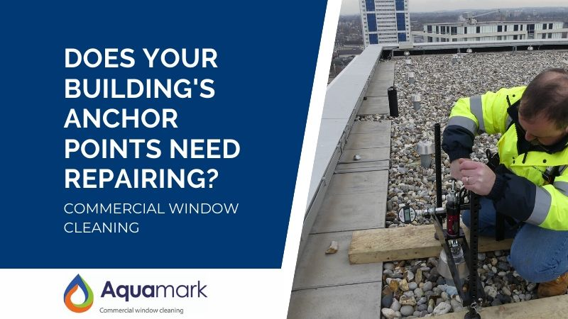 Anchor Points Testing - Commercial Window Cleaning